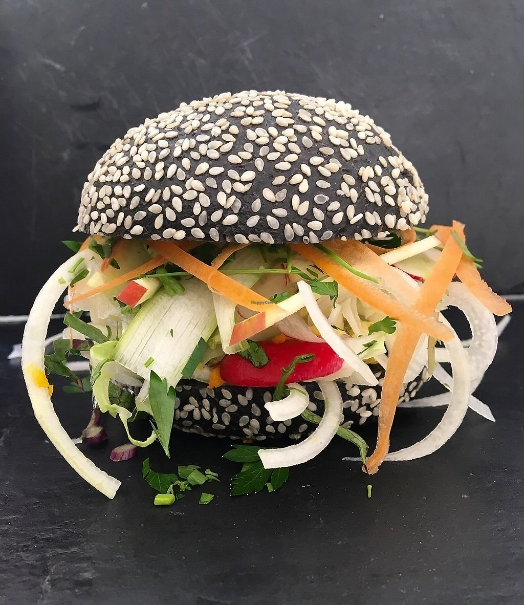 """Photo of Eat Me by L'Inattendu-e  by <a href=""""/members/profile/VitaSensys"""">VitaSensys</a> <br/>Hamburger que crudités <br/> March 15, 2018  - <a href='/contact/abuse/image/78440/370833'>Report</a>"""