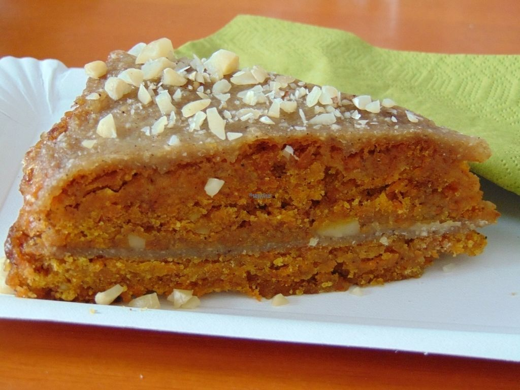 """Photo of GF Cafe  by <a href=""""/members/profile/jennyc32"""">jennyc32</a> <br/>Cinnamon cake <br/> October 27, 2016  - <a href='/contact/abuse/image/78460/184698'>Report</a>"""