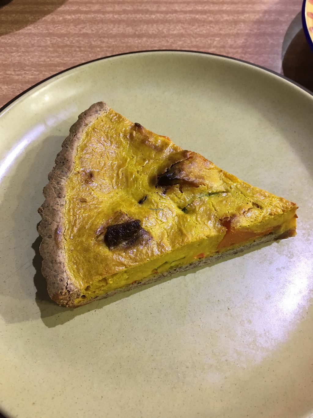 "Photo of Health Nuts Shop & Cafe  by <a href=""/members/profile/meianma"">meianma</a> <br/>Pumpkin quiche <br/> March 1, 2018  - <a href='/contact/abuse/image/78492/365487'>Report</a>"