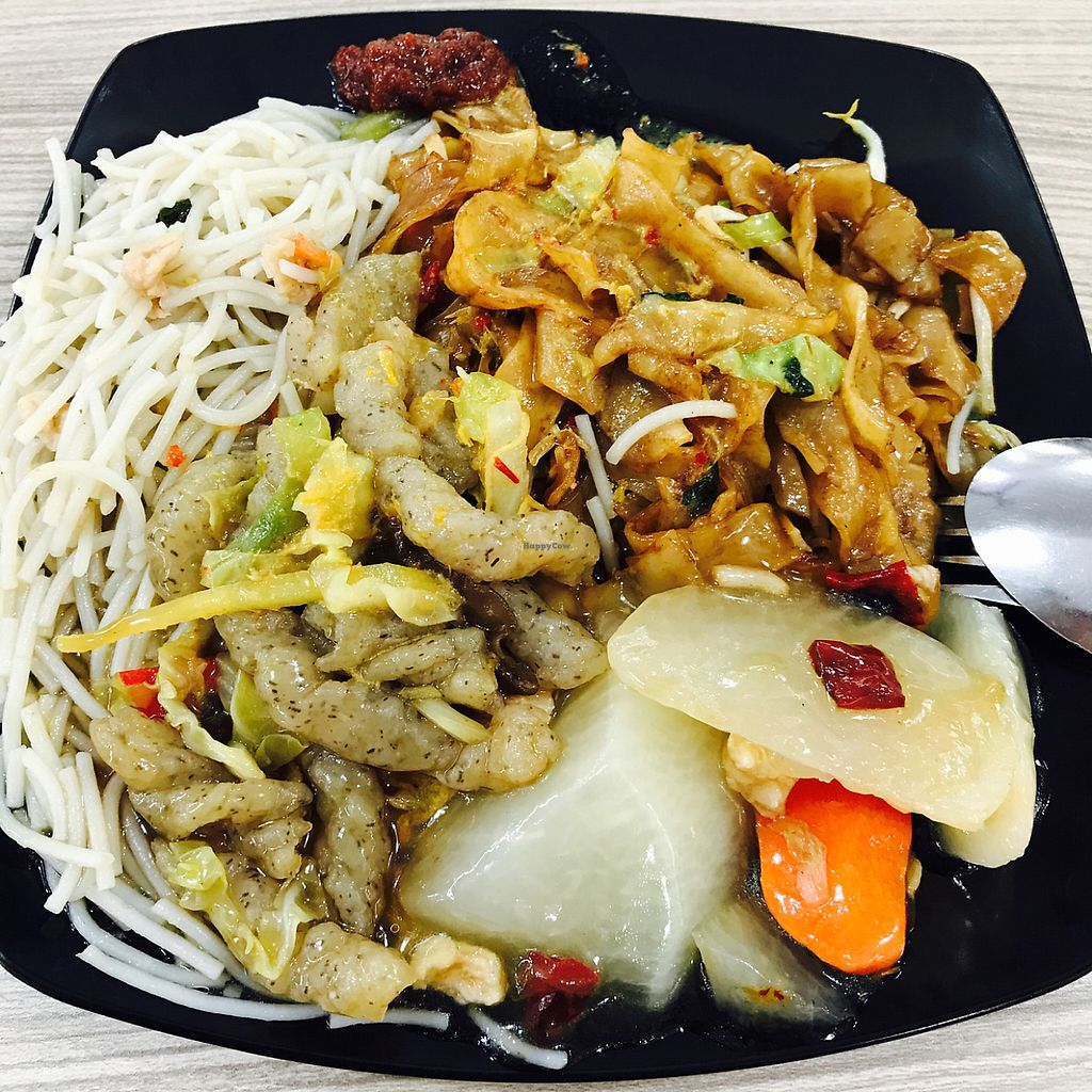 "Photo of Ci Yuan Vegetarian Food  by <a href=""/members/profile/Happy16"">Happy16</a> <br/>Breakfast fried Kuay Teow & large Mee Hoon Noddle <br/> May 17, 2017  - <a href='/contact/abuse/image/78504/259408'>Report</a>"