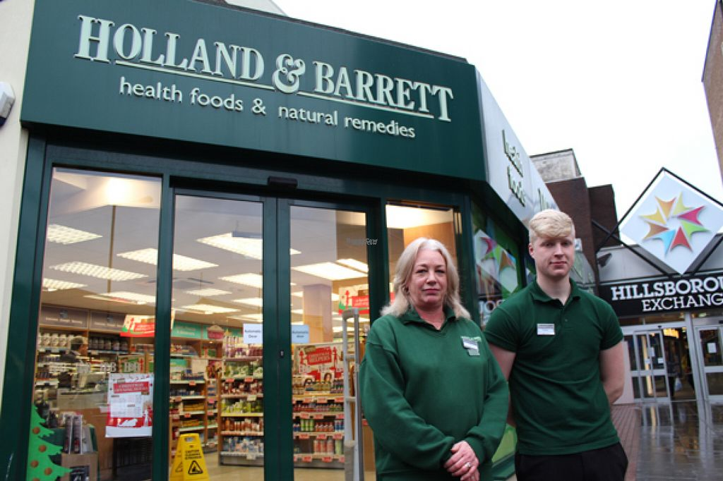 """Photo of Holland & Barrett  by <a href=""""/members/profile/Meaks"""">Meaks</a> <br/>Holland & Barrett <br/> August 12, 2016  - <a href='/contact/abuse/image/78519/167969'>Report</a>"""