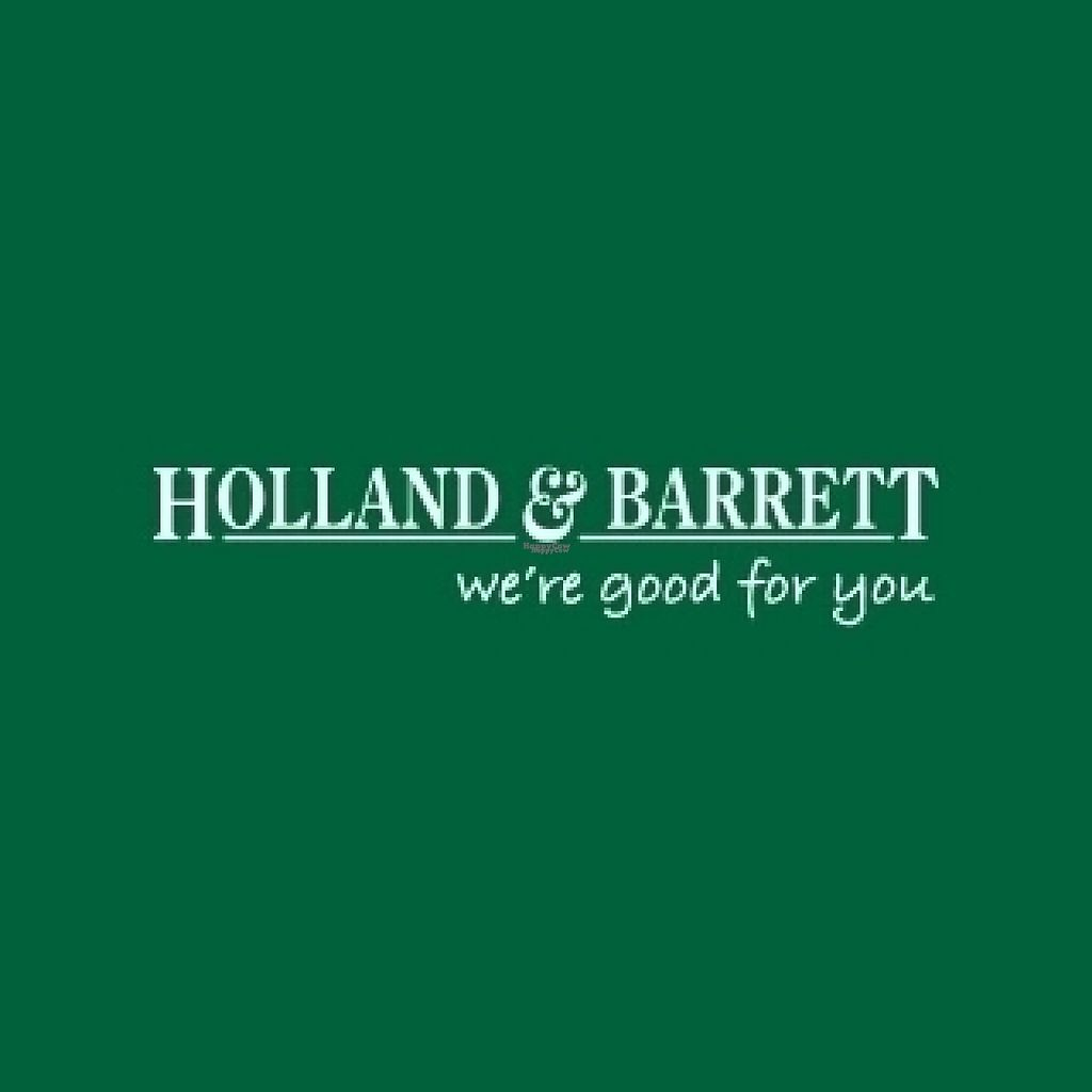 """Photo of Holland & Barrett  by <a href=""""/members/profile/Meaks"""">Meaks</a> <br/>Holland & Barrett <br/> August 12, 2016  - <a href='/contact/abuse/image/78519/168024'>Report</a>"""