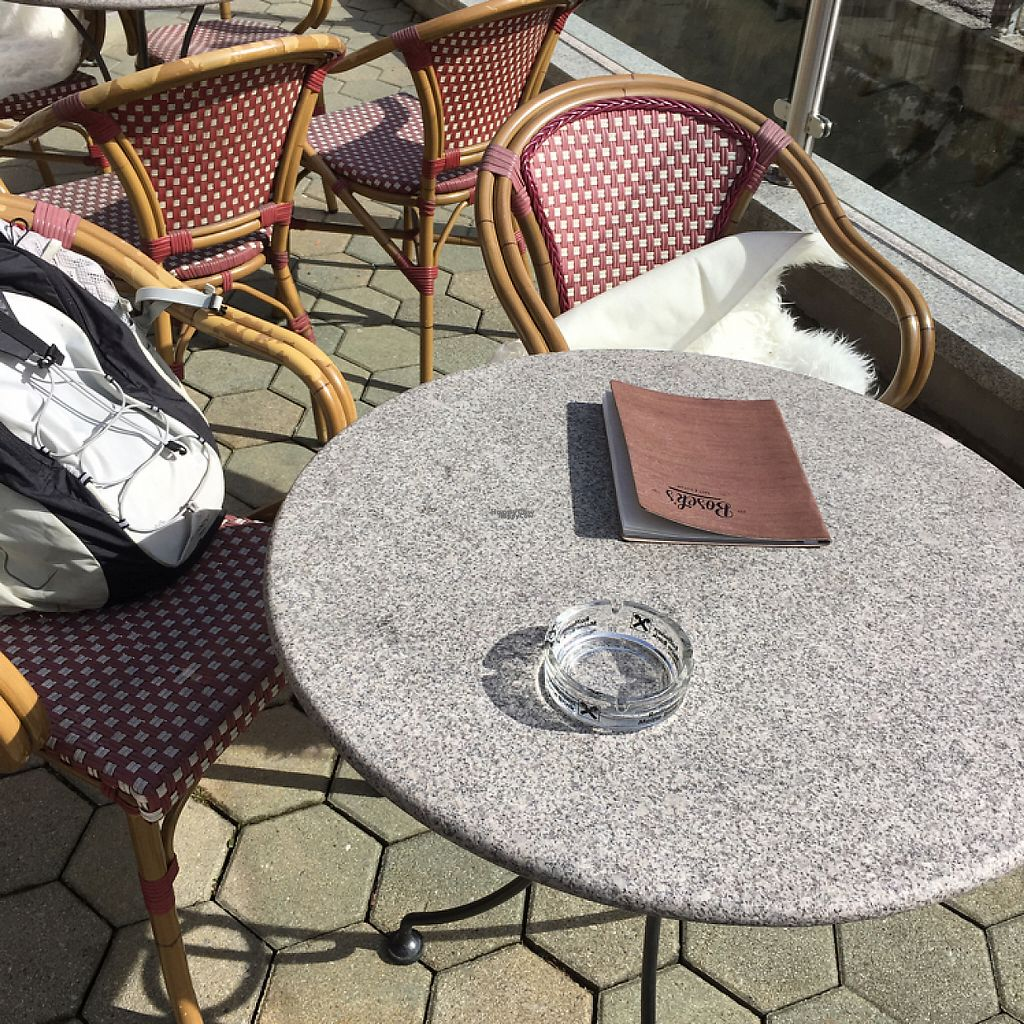 "Photo of Bosek's Salt & Sugar  by <a href=""/members/profile/vegancheeks"">vegancheeks</a> <br/>Lovely outside seating <br/> March 8, 2017  - <a href='/contact/abuse/image/78540/234197'>Report</a>"