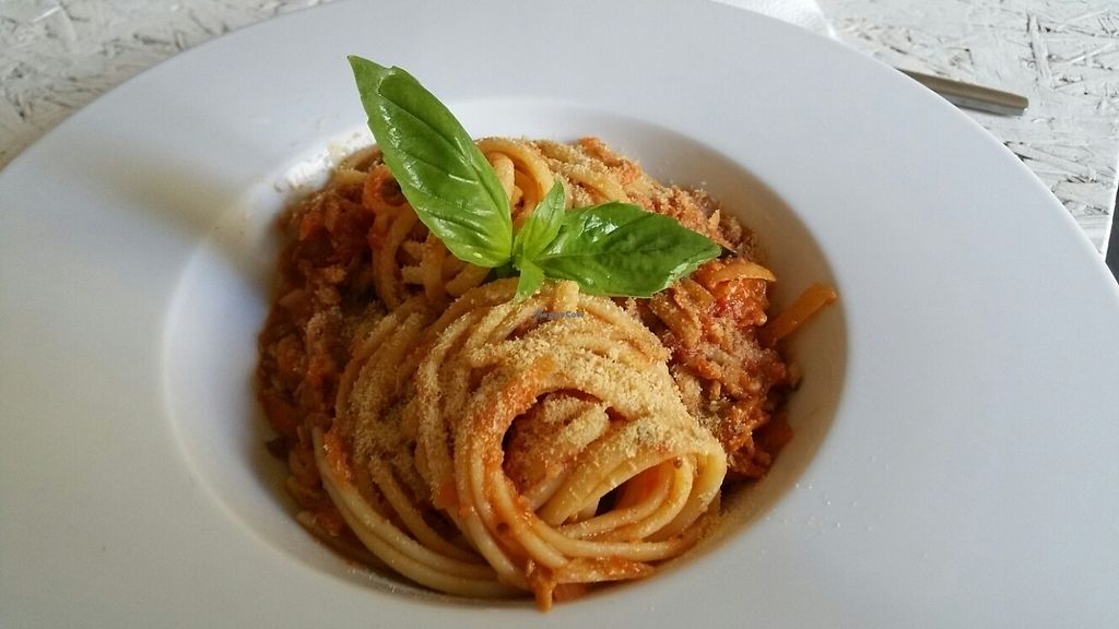 """Photo of Incruenti  by <a href=""""/members/profile/VeggieTurttle"""">VeggieTurttle</a> <br/>the best bolongese with homemade pasta ❤ <br/> May 27, 2017  - <a href='/contact/abuse/image/78551/262986'>Report</a>"""