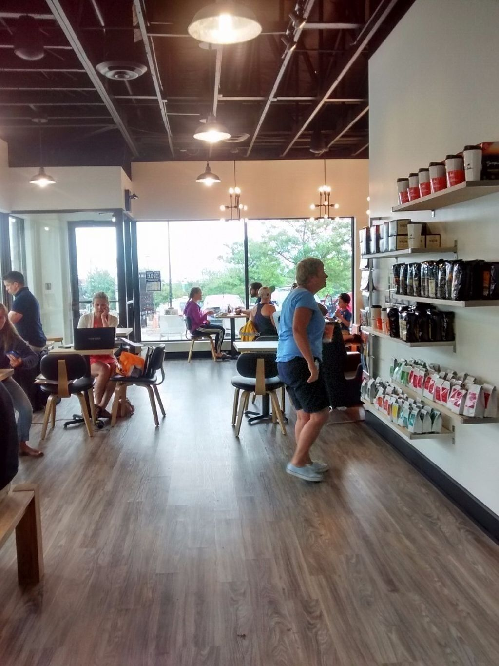 """Photo of The Nook Espresso Bar and Lounge  by <a href=""""/members/profile/QuothTheRaven"""">QuothTheRaven</a> <br/>Inside <br/> August 18, 2016  - <a href='/contact/abuse/image/78554/169619'>Report</a>"""