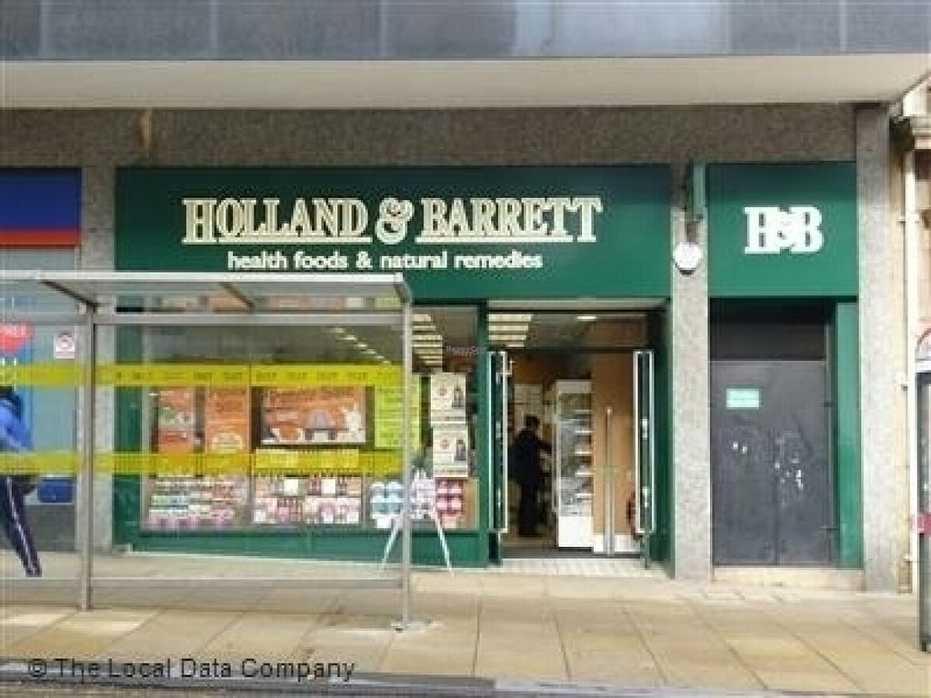"Photo of Holland & Barrett - Barkers Pool  by <a href=""/members/profile/Meaks"">Meaks</a> <br/>Holland & Barrett <br/> August 12, 2016  - <a href='/contact/abuse/image/78562/168022'>Report</a>"