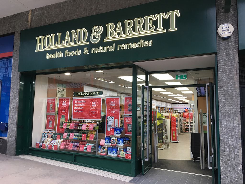 "Photo of Holland & Barrett - Barkers Pool  by <a href=""/members/profile/hack_man"">hack_man</a> <br/>Exterior <br/> March 22, 2018  - <a href='/contact/abuse/image/78562/374425'>Report</a>"