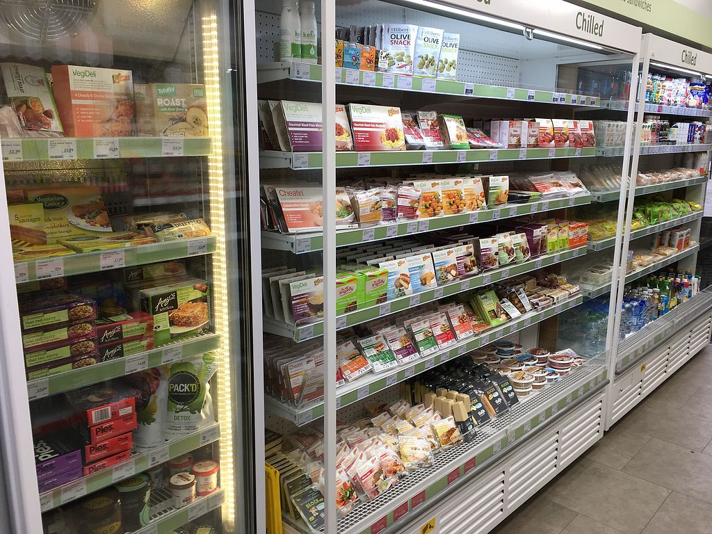 "Photo of Holland & Barrett - Barkers Pool  by <a href=""/members/profile/hack_man"">hack_man</a> <br/>Interior. Fridge & freezers  <br/> March 22, 2018  - <a href='/contact/abuse/image/78562/374426'>Report</a>"