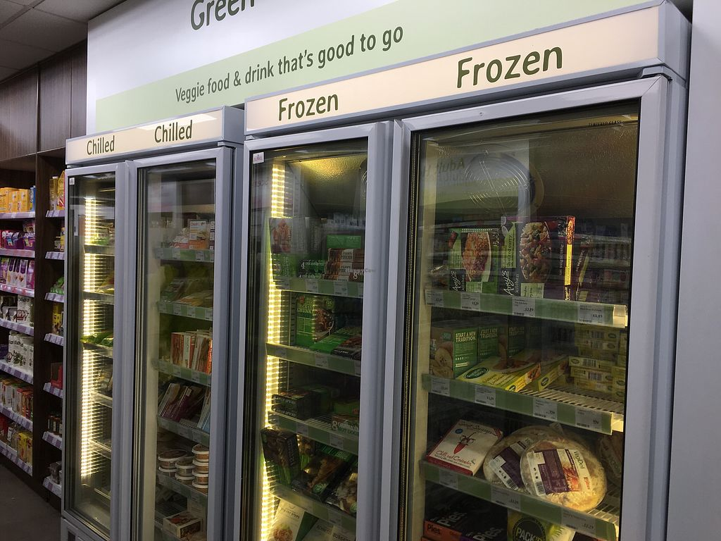 """Photo of Holland & Barrett - The Moor  by <a href=""""/members/profile/hack_man"""">hack_man</a> <br/>Fridge freezer  <br/> March 23, 2018  - <a href='/contact/abuse/image/78563/374805'>Report</a>"""