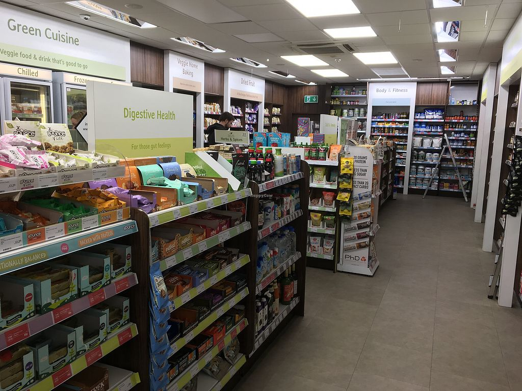 """Photo of Holland & Barrett - The Moor  by <a href=""""/members/profile/hack_man"""">hack_man</a> <br/>Inside  <br/> March 23, 2018  - <a href='/contact/abuse/image/78563/374807'>Report</a>"""