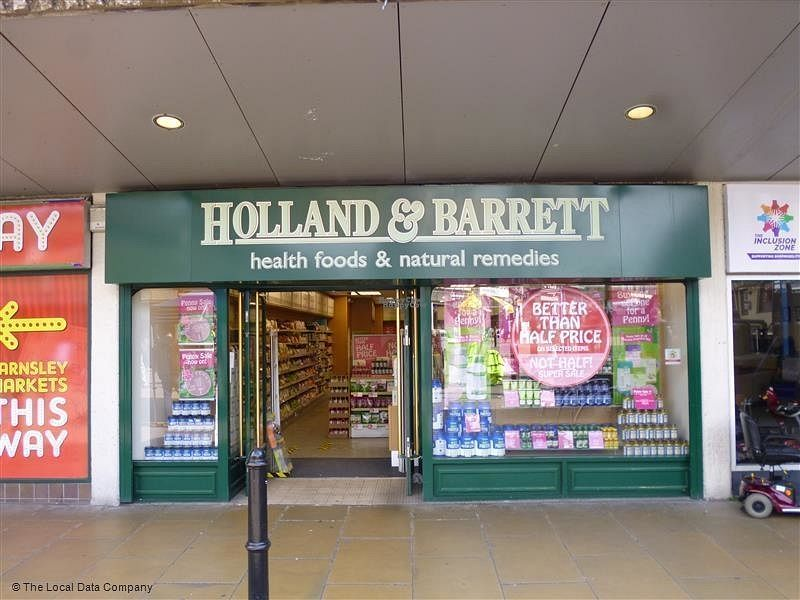 """Photo of Holland & Barrett  by <a href=""""/members/profile/Meaks"""">Meaks</a> <br/>Holland & Barrett <br/> October 26, 2016  - <a href='/contact/abuse/image/78566/184600'>Report</a>"""