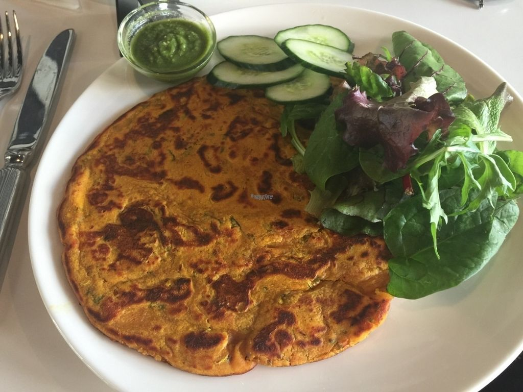 """Photo of CLOSED: Cuppa Tea  by <a href=""""/members/profile/Tiggy"""">Tiggy</a> <br/>Vegan omelette - August 2016 <br/> August 14, 2016  - <a href='/contact/abuse/image/78574/168438'>Report</a>"""