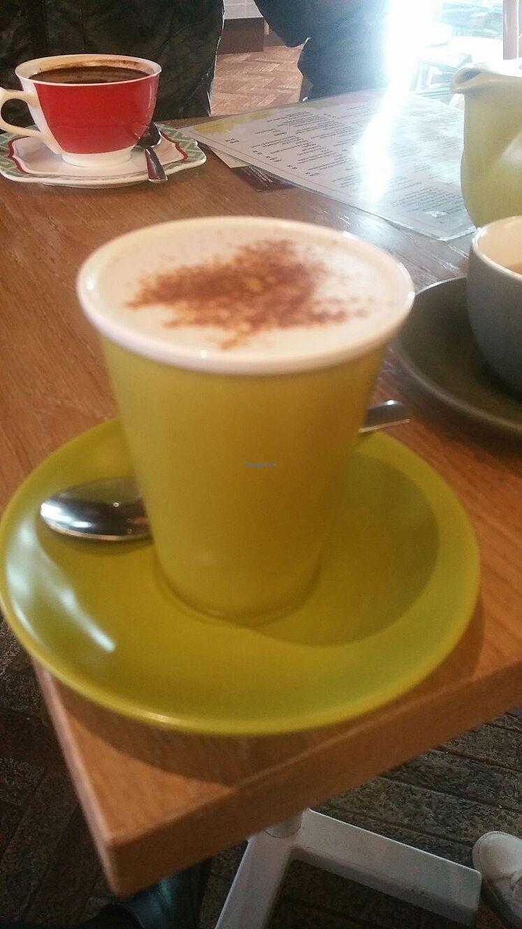 "Photo of CLOSED: Joylati  by <a href=""/members/profile/KatieBatty"">KatieBatty</a> <br/>chai latte  <br/> June 18, 2017  - <a href='/contact/abuse/image/78579/270271'>Report</a>"