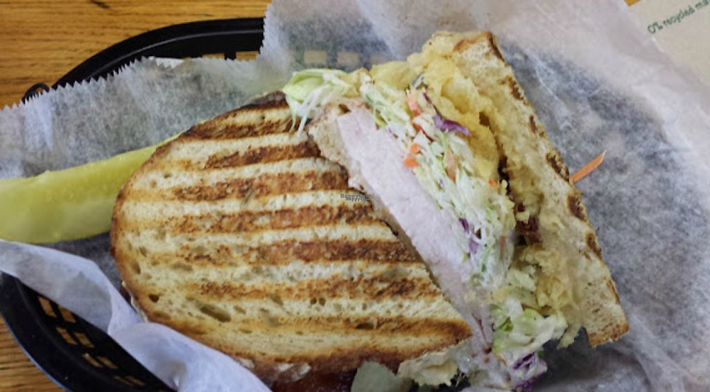 """Photo of Gourmand's Deli & Coffee  by <a href=""""/members/profile/community"""">community</a> <br/>Vege Sandwiches <br/> March 7, 2017  - <a href='/contact/abuse/image/78588/233760'>Report</a>"""