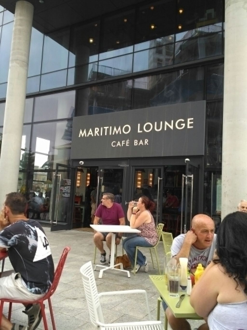 """Photo of Maritimo Lounge  by <a href=""""/members/profile/Miggi"""">Miggi</a> <br/>cafe  <br/> August 14, 2016  - <a href='/contact/abuse/image/78610/168637'>Report</a>"""