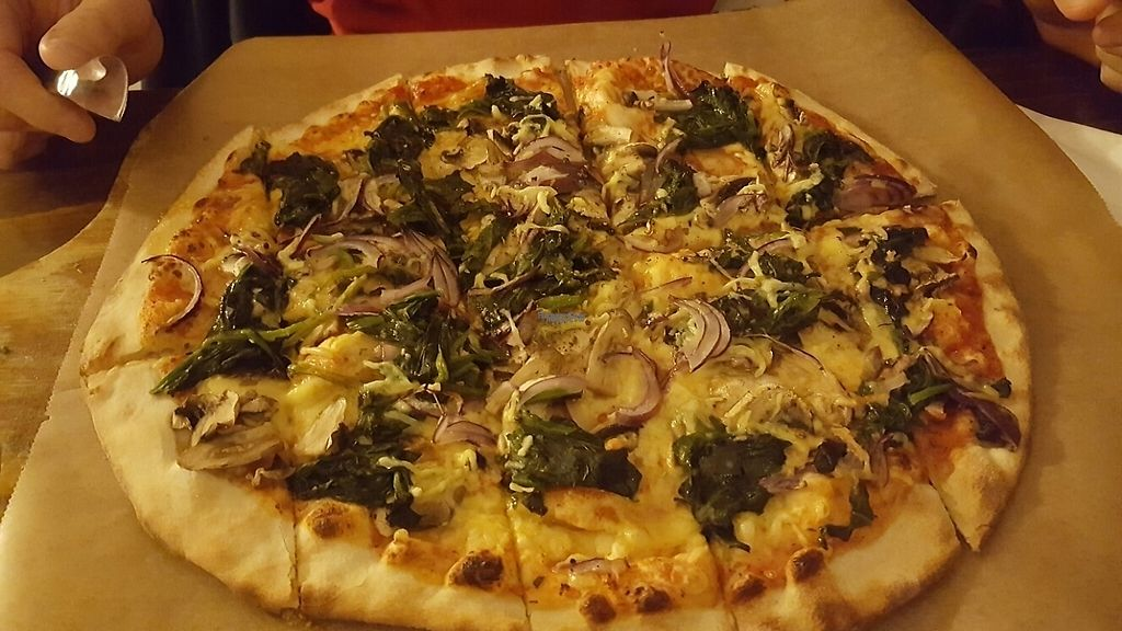 "Photo of Pizzeria Schlaflos  by <a href=""/members/profile/frau_goebel"">frau_goebel</a> <br/>Pizza Quattro Stagioni (Nr. 15) <br/> January 6, 2017  - <a href='/contact/abuse/image/78631/208631'>Report</a>"