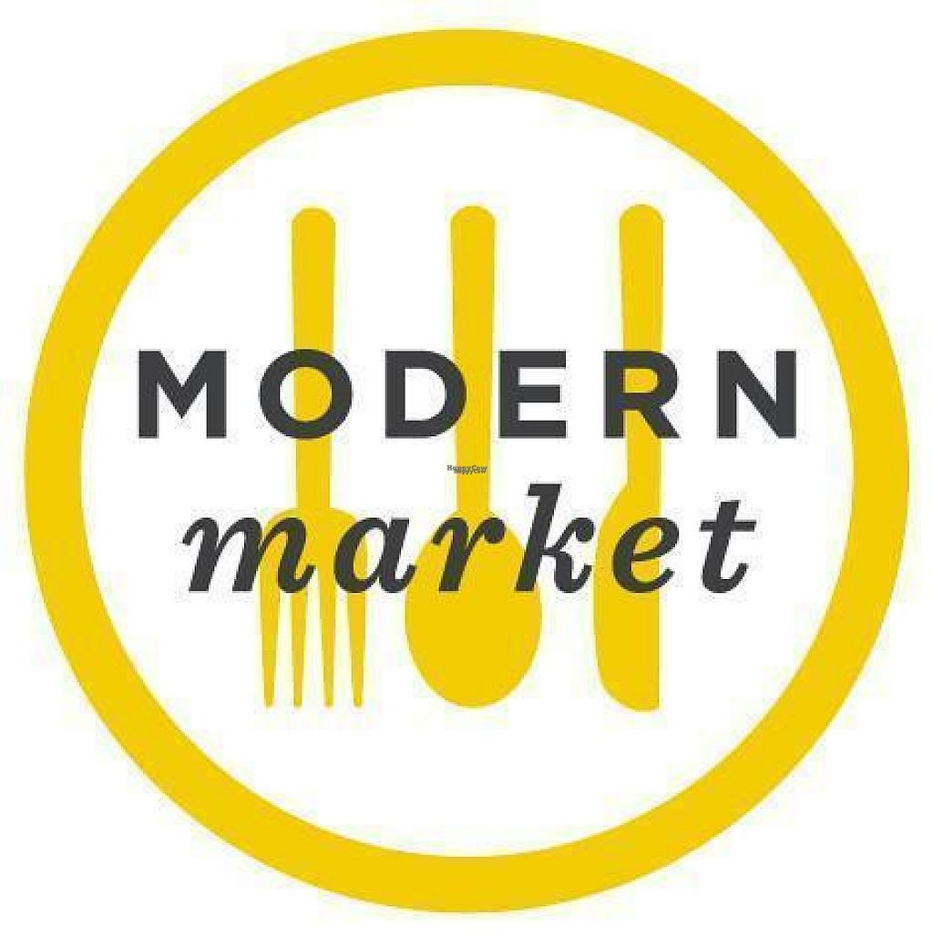 """Photo of Modern Market  by <a href=""""/members/profile/community"""">community</a> <br/>logo  <br/> February 12, 2017  - <a href='/contact/abuse/image/78647/225750'>Report</a>"""