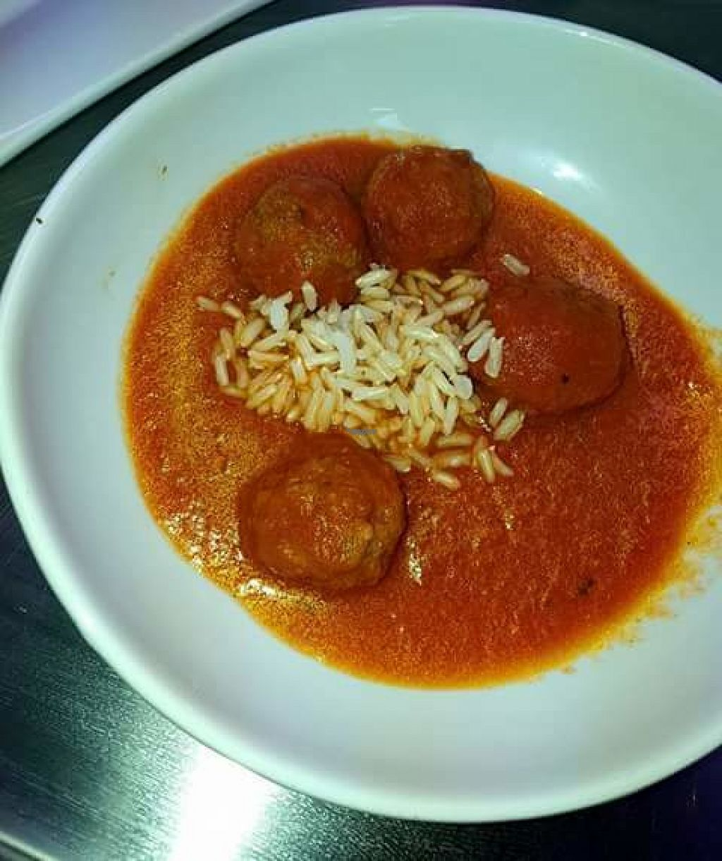 "Photo of La Veganesa  by <a href=""/members/profile/LaVeganesa"">LaVeganesa</a> <br/>Soy meatloaf with homemade tomato sauce <br/> August 15, 2016  - <a href='/contact/abuse/image/78665/169018'>Report</a>"