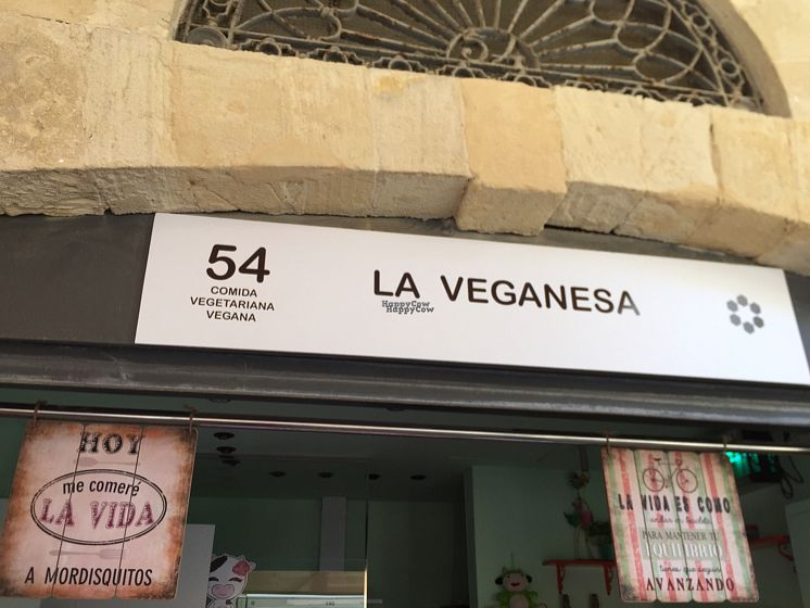 "Photo of La Veganesa  by <a href=""/members/profile/SimoMas"">SimoMas</a> <br/>the main entrance  <br/> August 27, 2016  - <a href='/contact/abuse/image/78665/171708'>Report</a>"