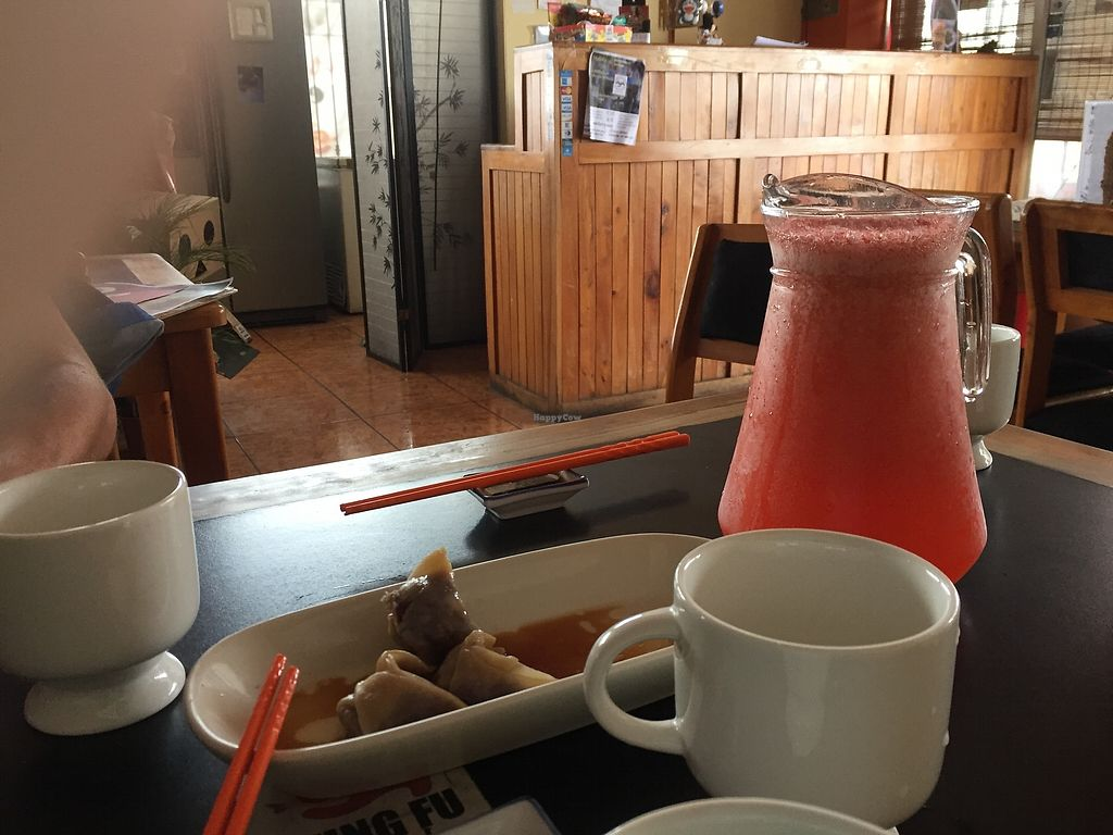 "Photo of CLOSED: Kung Fu Cuisine  by <a href=""/members/profile/MP81"">MP81</a> <br/>Gyoza and strawberry-lime refreshment <br/> July 3, 2017  - <a href='/contact/abuse/image/78669/276174'>Report</a>"