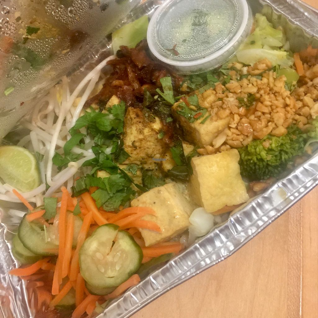 """Photo of Asian Box  by <a href=""""/members/profile/VegAnne_Ca"""">VegAnne_Ca</a> <br/>Asian box w tofu protein  <br/> February 27, 2017  - <a href='/contact/abuse/image/78684/231078'>Report</a>"""