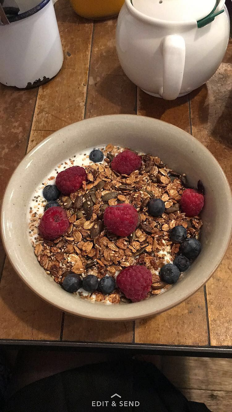 "Photo of Boston Tea Party  by <a href=""/members/profile/RachelJenkins"">RachelJenkins</a> <br/>Vegan yogurt and granola  <br/> January 29, 2018  - <a href='/contact/abuse/image/78765/352386'>Report</a>"