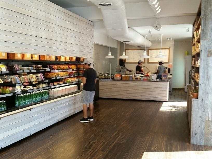 """Photo of CLOSED: Organic Avenue - Chelsea  by <a href=""""/members/profile/eric"""">eric</a> <br/>inside <br/> September 8, 2016  - <a href='/contact/abuse/image/78775/174361'>Report</a>"""