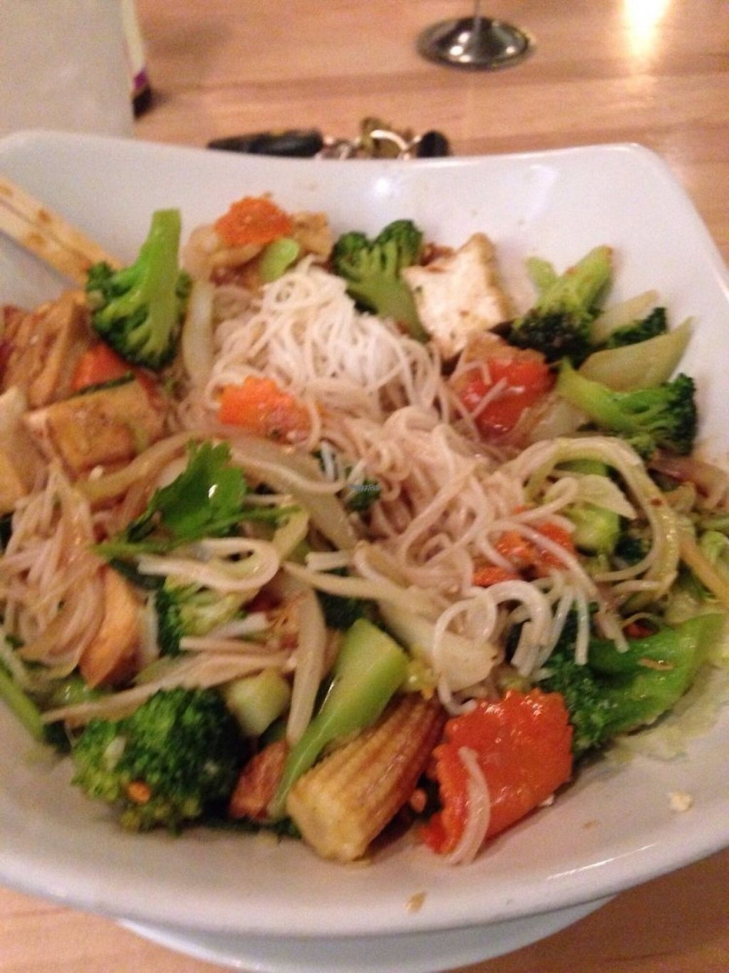 """Photo of Saigon Noodle House - 3rd Ave  by <a href=""""/members/profile/skat"""">skat</a> <br/>Tofu Stir Fry <br/> November 22, 2016  - <a href='/contact/abuse/image/78778/193283'>Report</a>"""