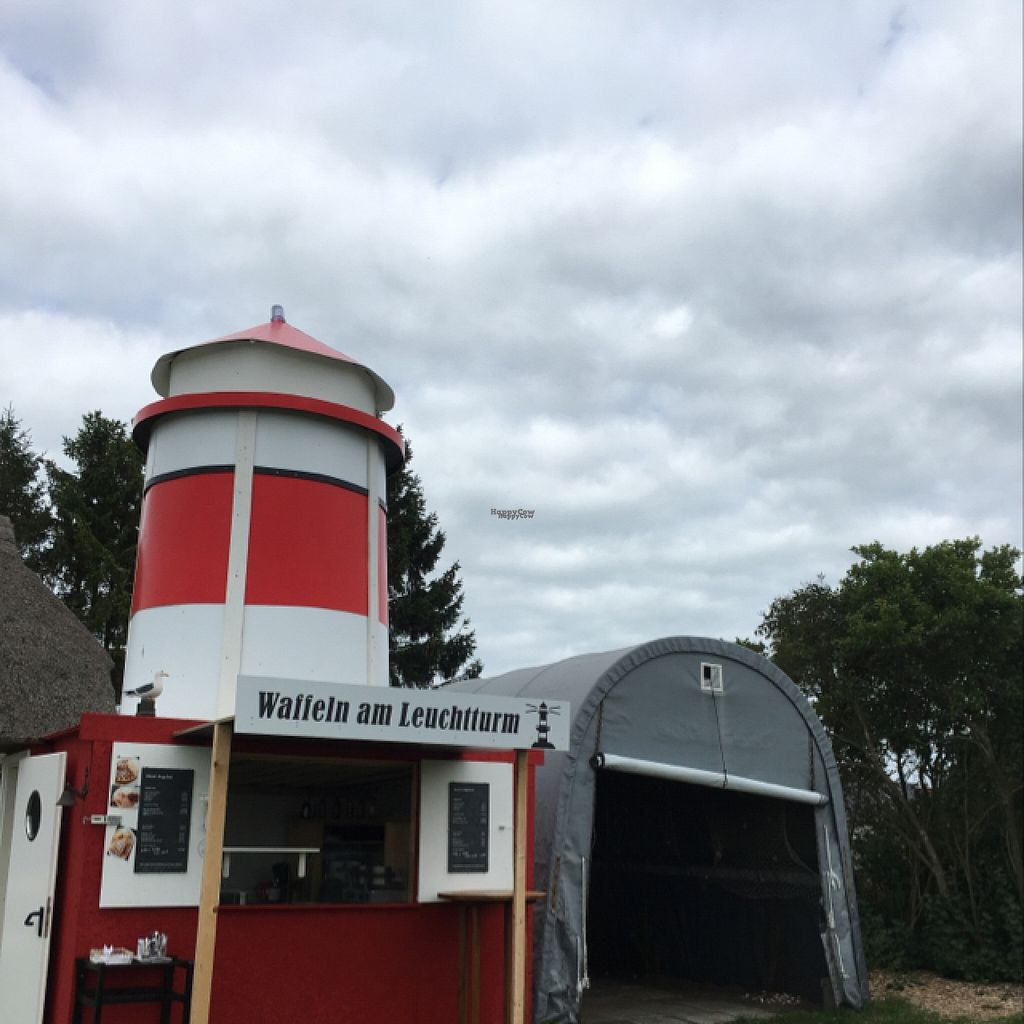"""Photo of CLOSED: Waffeln am Leuchtturm   by <a href=""""/members/profile/AntjeCastner"""">AntjeCastner</a> <br/>Waffelausgabe <br/> August 23, 2016  - <a href='/contact/abuse/image/78808/170982'>Report</a>"""
