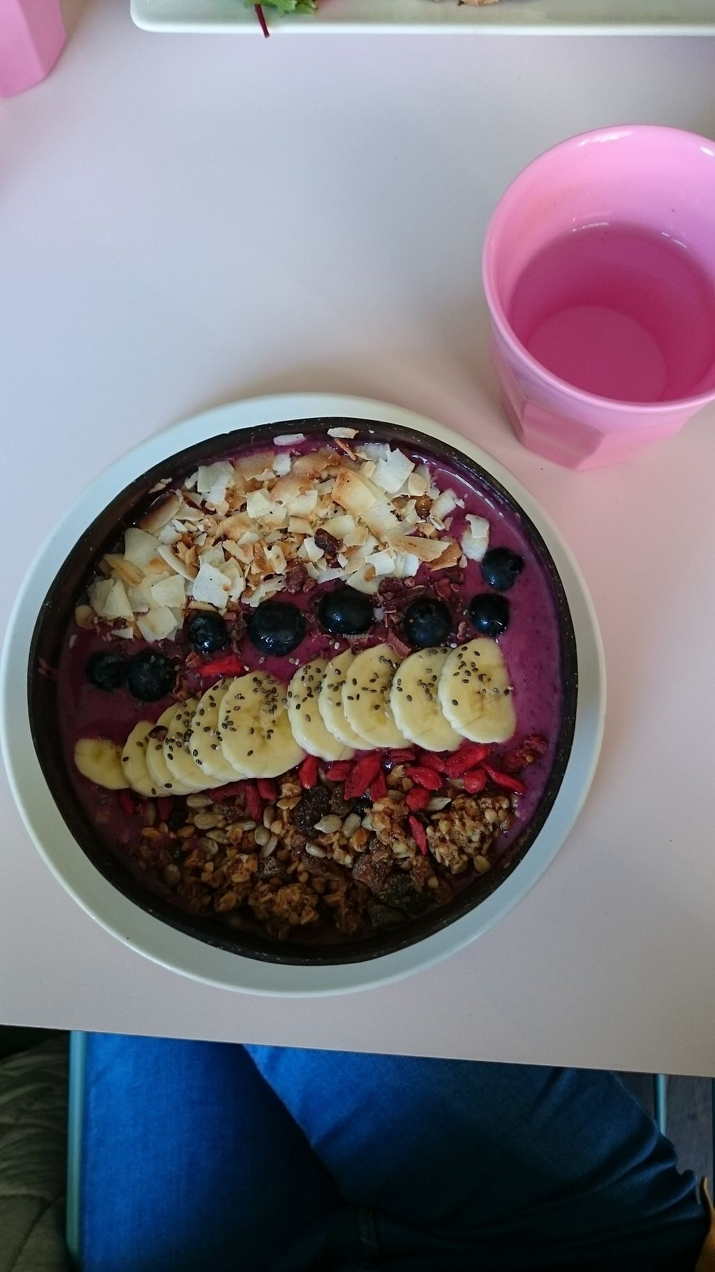 """Photo of Hula Juice Cafe  by <a href=""""/members/profile/Layra"""">Layra</a> <br/>Acai bowl <br/> October 24, 2017  - <a href='/contact/abuse/image/78825/318265'>Report</a>"""