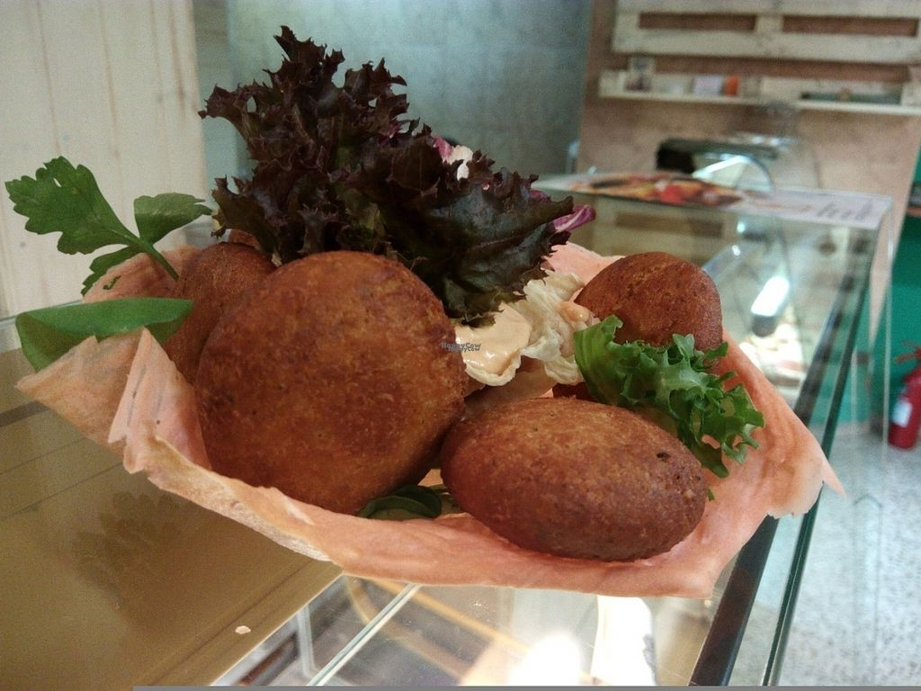 "Photo of CLOSED: Vegi  by <a href=""/members/profile/Caramella76"">Caramella76</a> <br/>Tasty falafels with salad <br/> September 5, 2016  - <a href='/contact/abuse/image/78834/173727'>Report</a>"