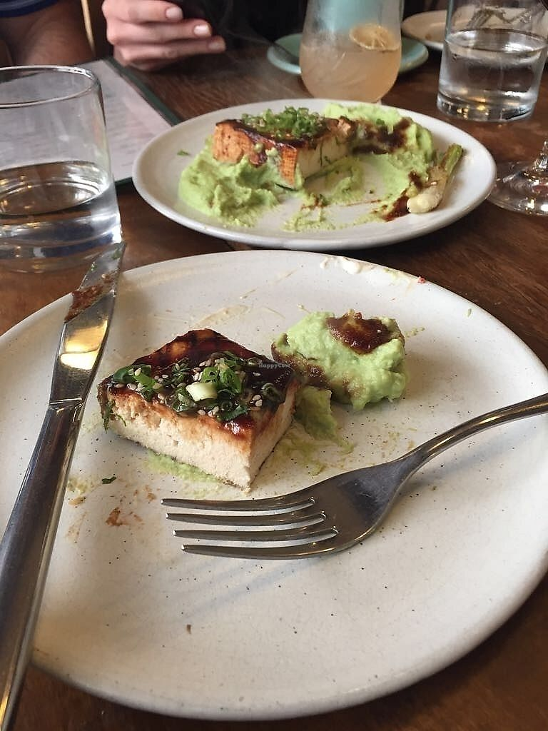 """Photo of Teva  by <a href=""""/members/profile/JuTheCub"""">JuTheCub</a> <br/>Half-eaten spicy tofu <br/> November 25, 2017  - <a href='/contact/abuse/image/78854/329043'>Report</a>"""
