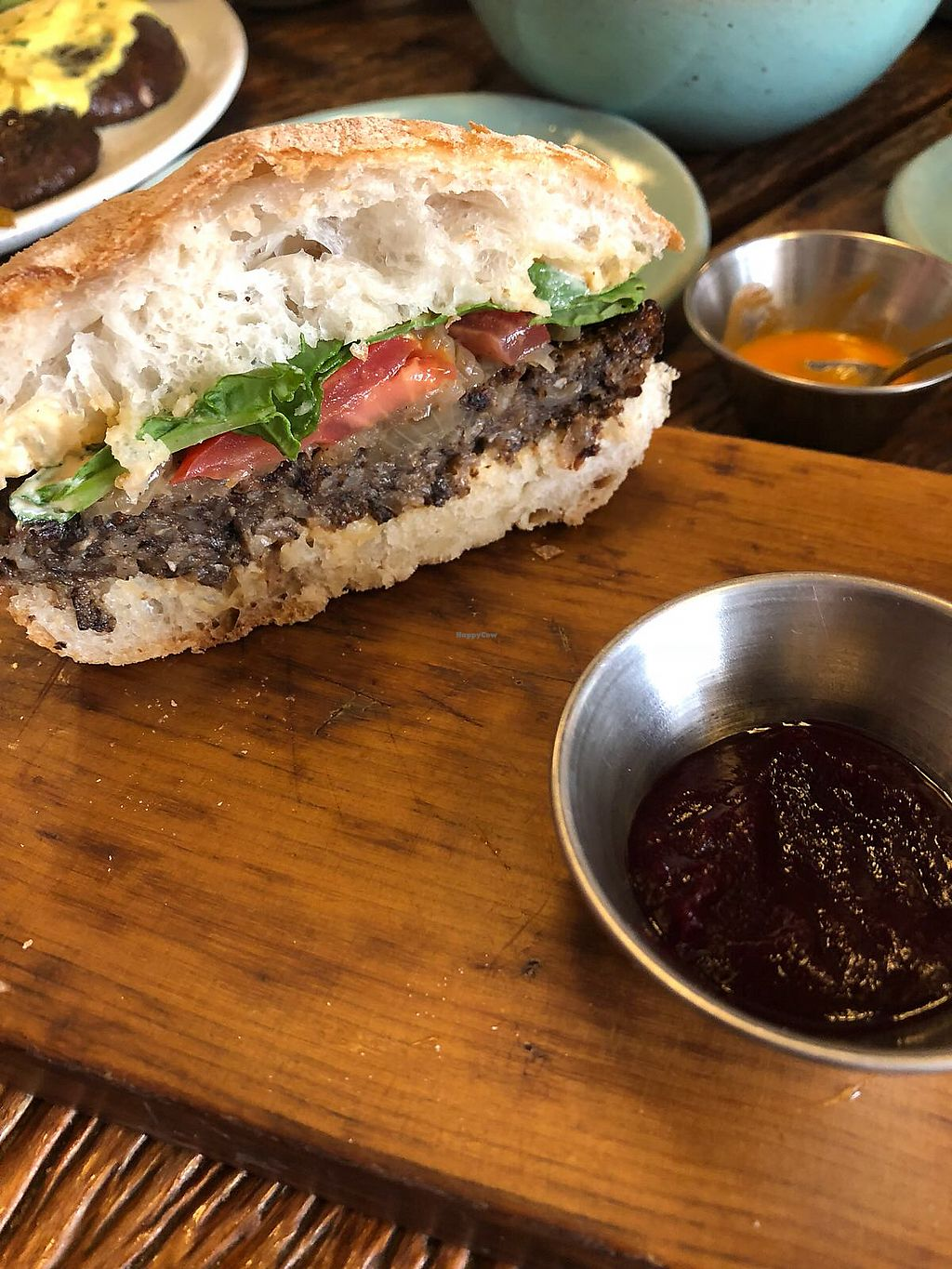 """Photo of Teva  by <a href=""""/members/profile/NitzanNickiGat"""">NitzanNickiGat</a> <br/>Rice & mushrooms burgers  <br/> February 20, 2018  - <a href='/contact/abuse/image/78854/361764'>Report</a>"""