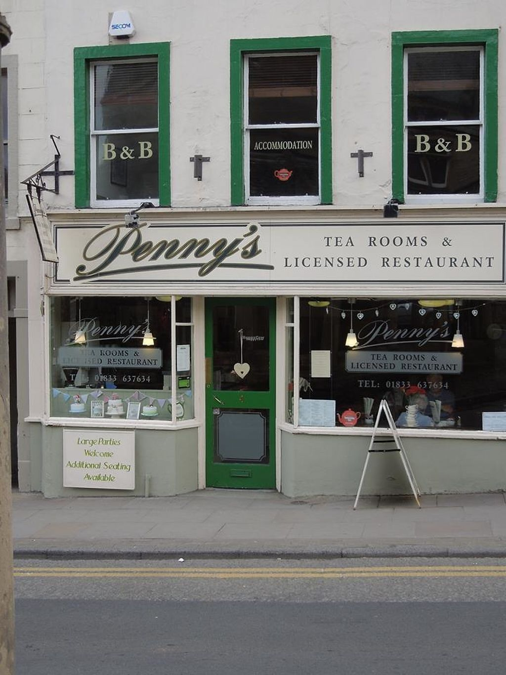 """Photo of Penny's Tearooms  by <a href=""""/members/profile/community"""">community</a> <br/>Penny's Tearooms <br/> November 22, 2016  - <a href='/contact/abuse/image/78880/193189'>Report</a>"""