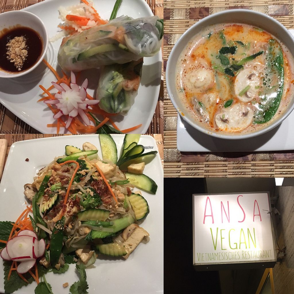 "Photo of AnSa  by <a href=""/members/profile/Fabivegan"">Fabivegan</a> <br/>full dinner  <br/> April 15, 2017  - <a href='/contact/abuse/image/78884/248162'>Report</a>"