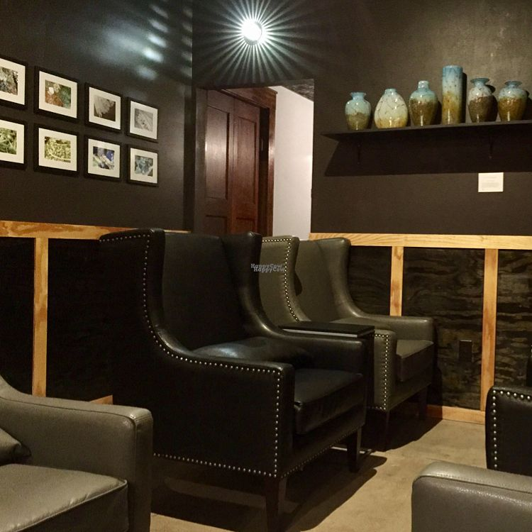 "Photo of Fluid Coffeebar  by <a href=""/members/profile/happycowgirl"">happycowgirl</a> <br/>super comfy seating in back <br/> October 20, 2016  - <a href='/contact/abuse/image/78888/183081'>Report</a>"