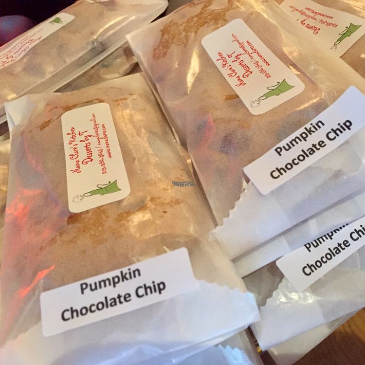 "Photo of Fluid Coffeebar  by <a href=""/members/profile/happycowgirl"">happycowgirl</a> <br/>locally made cookies!  <br/> October 20, 2016  - <a href='/contact/abuse/image/78888/183231'>Report</a>"