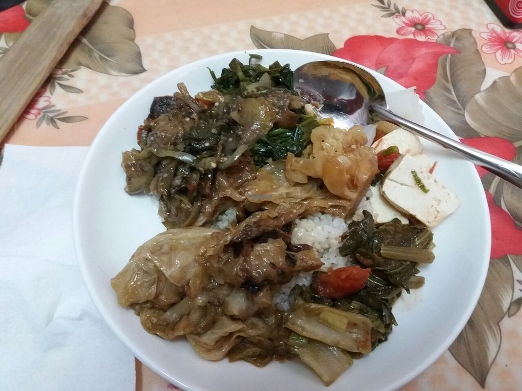 """Photo of Tu Tien  by <a href=""""/members/profile/veganvirtues"""">veganvirtues</a> <br/>typical help yoursef buffet <br/> August 20, 2016  - <a href='/contact/abuse/image/78905/170191'>Report</a>"""