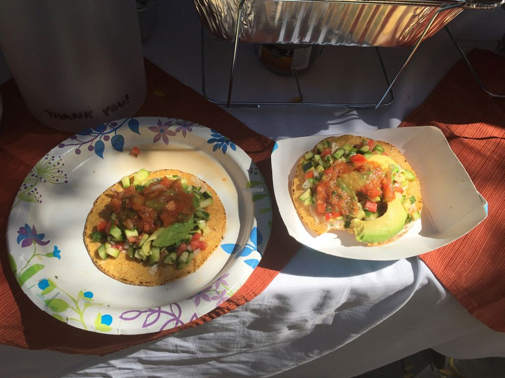 "Photo of El Veganito - Food Stall  by <a href=""/members/profile/Thegreenhairdoc"">Thegreenhairdoc</a> <br/>ceviche tostadas  <br/> August 20, 2016  - <a href='/contact/abuse/image/78906/170165'>Report</a>"