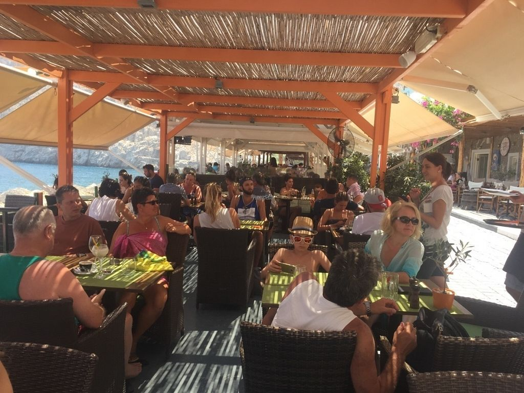 """Photo of Navy's Restaurant  by <a href=""""/members/profile/miga"""">miga</a> <br/>By the beach <br/> August 20, 2016  - <a href='/contact/abuse/image/78911/170229'>Report</a>"""