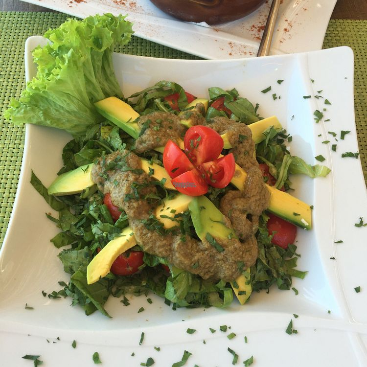 """Photo of Navy's Restaurant  by <a href=""""/members/profile/SandLeung"""">SandLeung</a> <br/>avocado salad  <br/> October 1, 2016  - <a href='/contact/abuse/image/78911/178986'>Report</a>"""