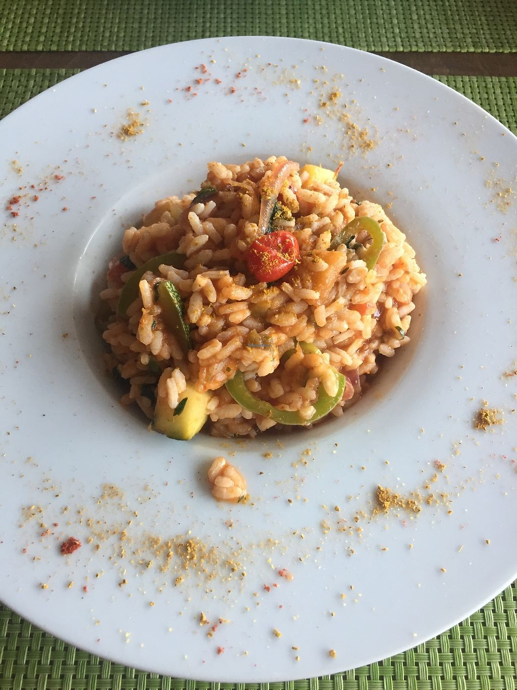 """Photo of Navy's Restaurant  by <a href=""""/members/profile/Navaria"""">Navaria</a> <br/>Vegetable risotto  <br/> October 30, 2017  - <a href='/contact/abuse/image/78911/320147'>Report</a>"""