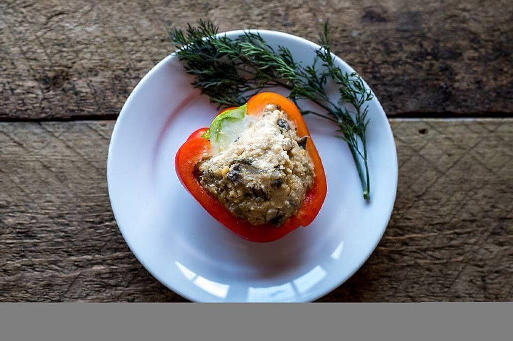 """Photo of Middle Piccadilly Rural Retreat  by <a href=""""/members/profile/community"""">community</a> <br/>stuffed bell pepper  <br/> January 27, 2017  - <a href='/contact/abuse/image/78927/217740'>Report</a>"""