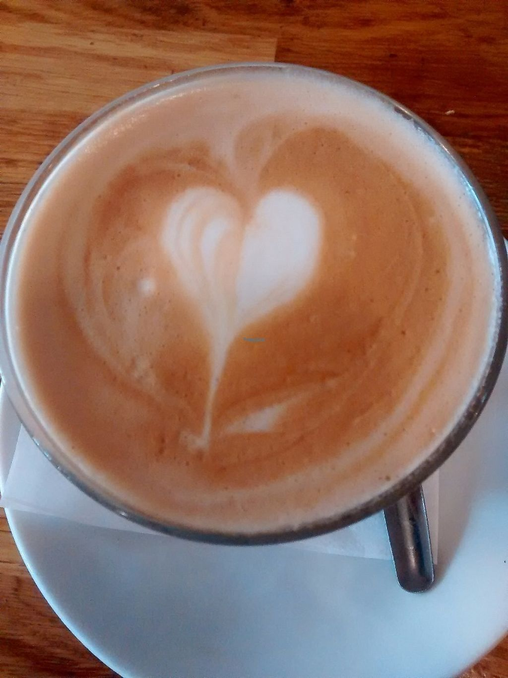 """Photo of Rose & Grant's Deli Cafe  by <a href=""""/members/profile/TrixieFirecracker"""">TrixieFirecracker</a> <br/>Latte <br/> November 20, 2016  - <a href='/contact/abuse/image/78929/192668'>Report</a>"""
