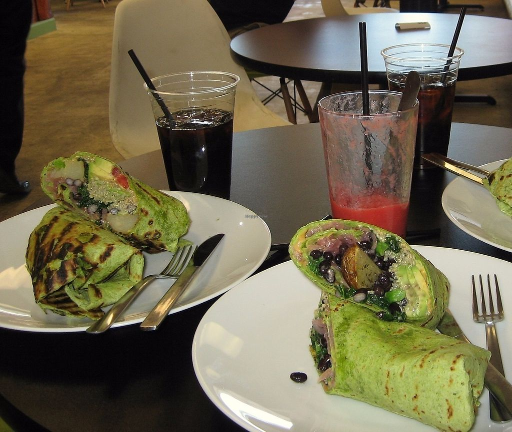 """Photo of Food Cache  by <a href=""""/members/profile/Josy57"""">Josy57</a> <br/>Quinoa/Black beans Wrap <br/> June 13, 2017  - <a href='/contact/abuse/image/78944/268677'>Report</a>"""