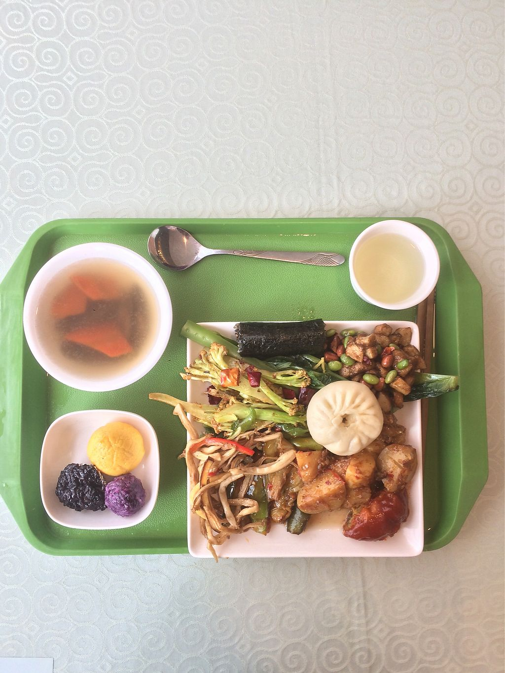"Photo of Yusuge Garden  by <a href=""/members/profile/smitsen94"">smitsen94</a> <br/>Plate of buffet  <br/> May 10, 2018  - <a href='/contact/abuse/image/78957/397633'>Report</a>"