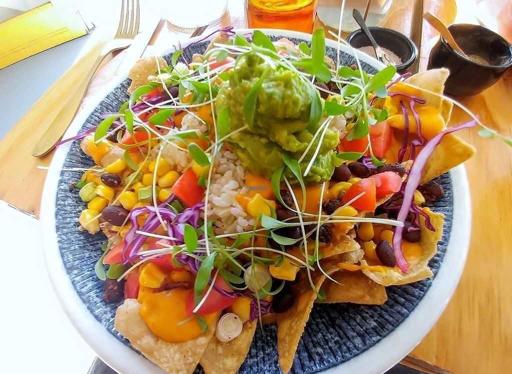 "Photo of Particle Cafe  by <a href=""/members/profile/verbosity"">verbosity</a> <br/>Nacho Bowl <br/> April 8, 2017  - <a href='/contact/abuse/image/78983/245915'>Report</a>"