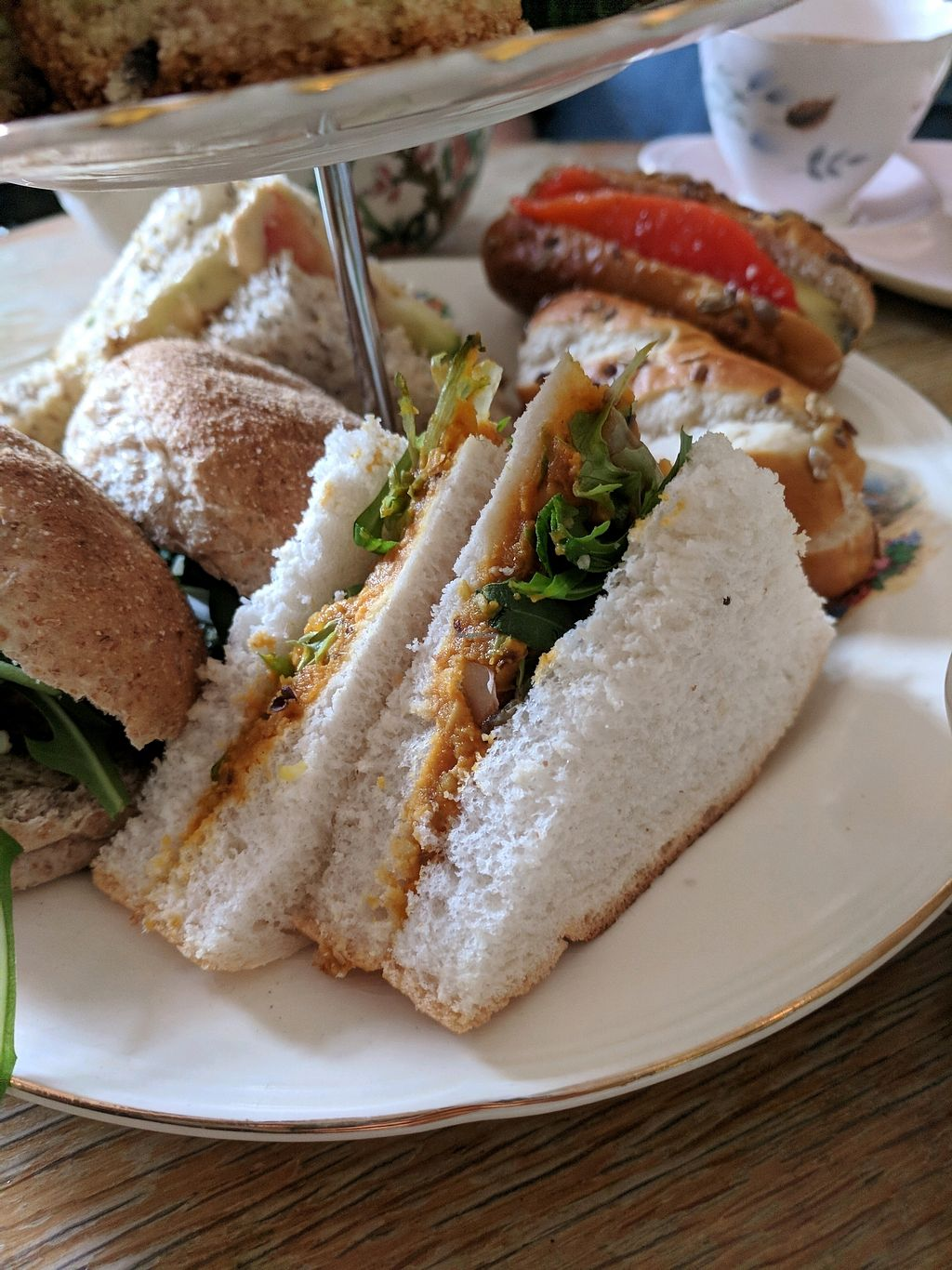 "Photo of Hidden Lane Tea Room  by <a href=""/members/profile/Jalzuri"">Jalzuri</a> <br/>vegan sandwich <br/> March 12, 2018  - <a href='/contact/abuse/image/78990/369846'>Report</a>"