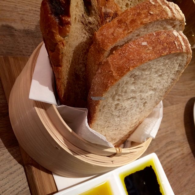 "Photo of Shed Bistro  by <a href=""/members/profile/CiaraSlevin"">CiaraSlevin</a> <br/>Mixed Breads with balsamic & chilli oil starter for two <br/> September 30, 2016  - <a href='/contact/abuse/image/79093/178892'>Report</a>"