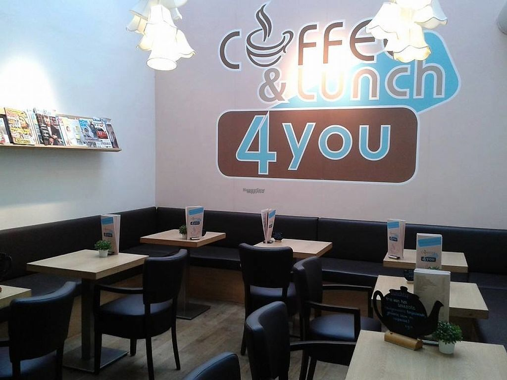"Photo of Coffee and Lunch 4 You  by <a href=""/members/profile/community"">community</a> <br/>Inside Coffee and Lunch 4 You <br/> February 21, 2017  - <a href='/contact/abuse/image/79127/229004'>Report</a>"